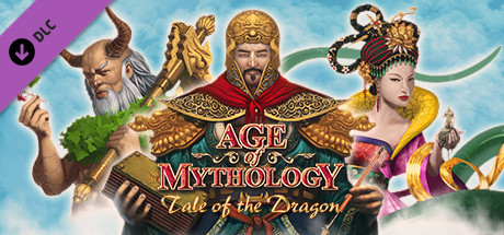 Age of Mythology EX: Tale of the Dragon (DLC) STEAM