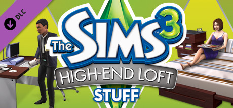 The Sims 3 High-End Loft Stuff (Каталог) DLC / STEAM