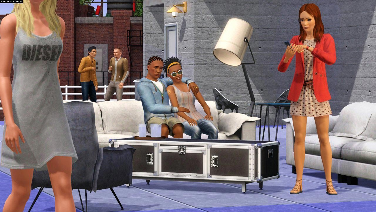The Sims 3 Diesel Stuff (Каталог) DLC / STEAM / RU/CIS