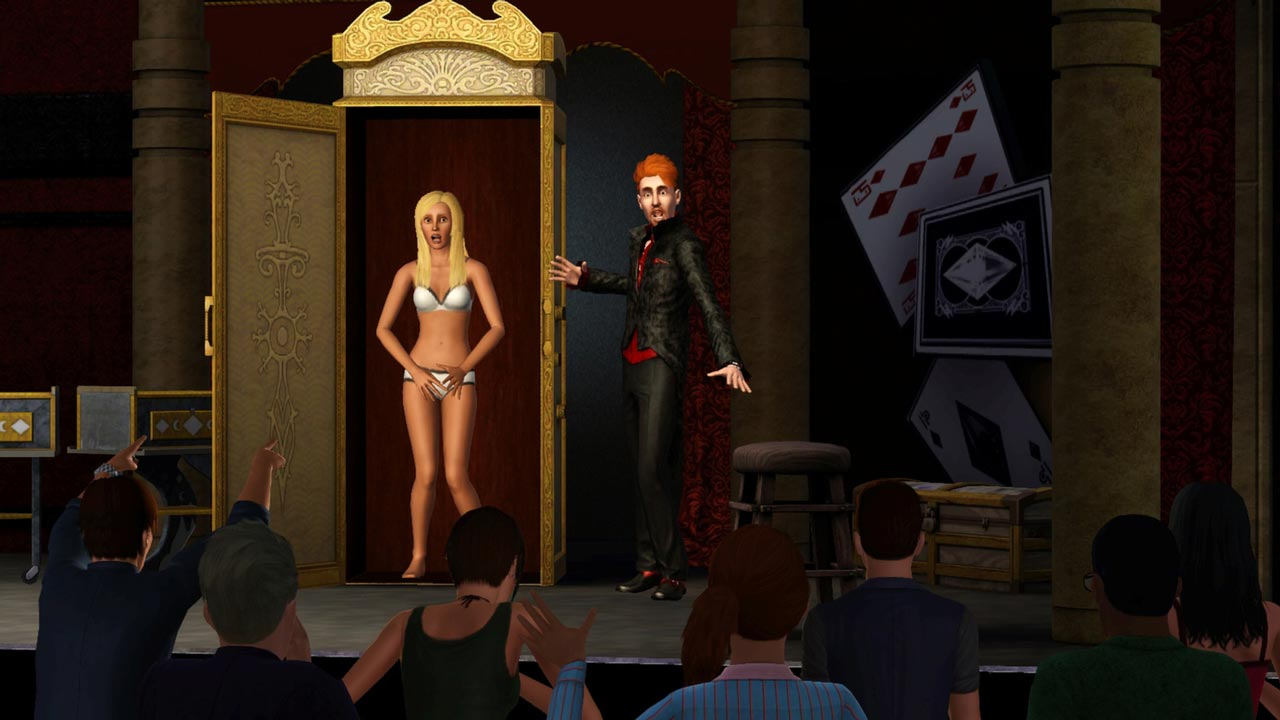 The Sims 3 - Showtime / Шоу-бизнес (DLC) STEAM / RU/CIS