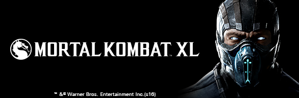 Mortal Kombat XL (+ Kombat Pack 1, 2) STEAM KEY / ROW