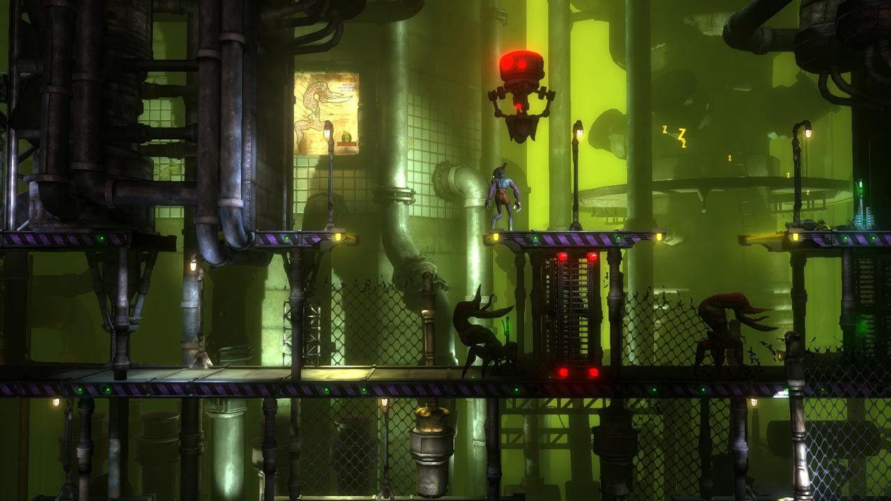 Oddworld: New ´n´ Tasty Complete Edition (6 in 1) STEAM