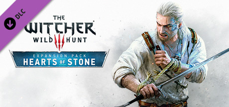 The Witcher 3: Wild Hunt - Hearts of Stone (DLC) STEAM