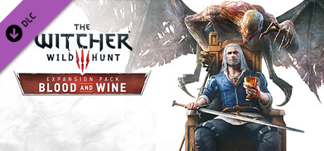 The Witcher 3 Wild Hunt - Blood and Wine (DLC) STEAM