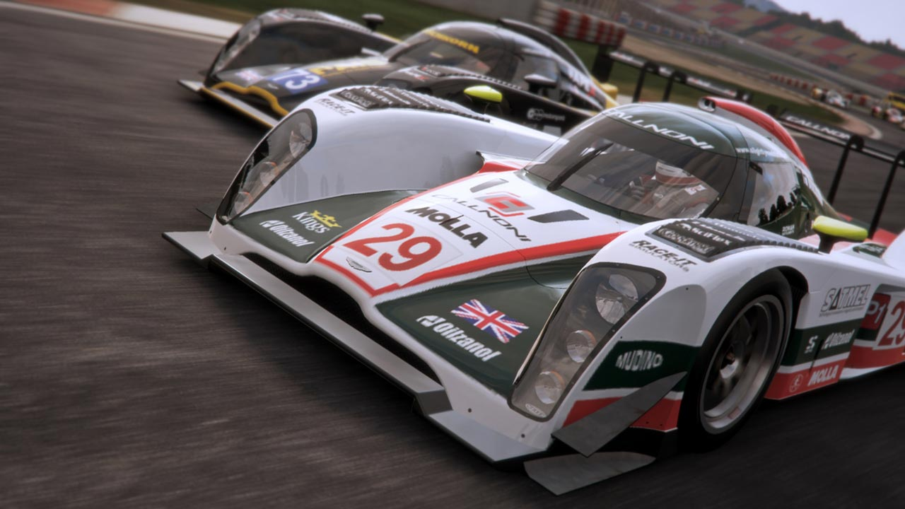 Project CARS - Aston Martin Track Expansion (DLC) STEAM