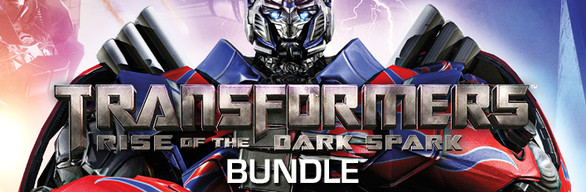 TRANSFORMERS: Rise of the Dark Spark Bundle (5 in 1)