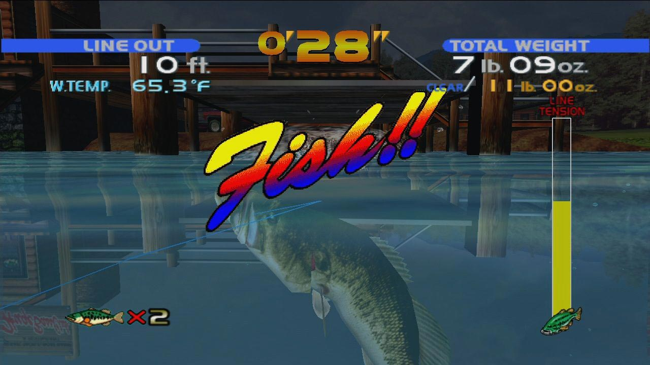 SEGA Bass Fishing (STEAM GIFT / RU/CIS)