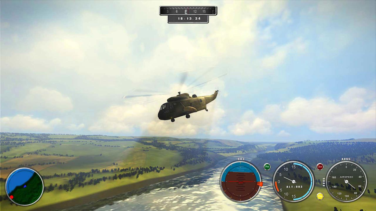 Helicopter Simulator 2014: Search and Rescue (STEAM)