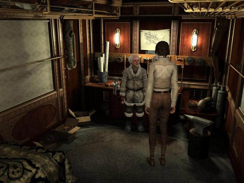 Syberia II / Сибирь 2 (STEAM GIFT / RU/CIS)