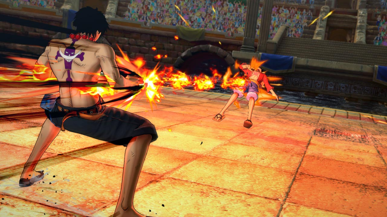 One Piece Burning Blood (STEAM GIFT / RU/CIS)