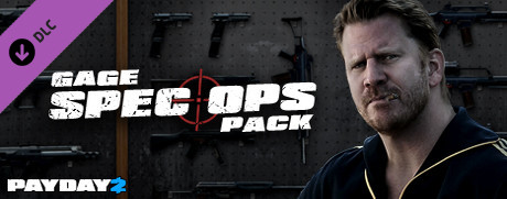 PAYDAY 2: Gage Spec Ops Pack (DLC) STEAM GIFT / RU/CIS