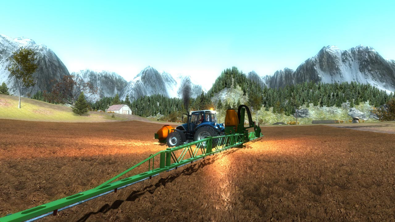 Professional Farmer 2017 (STEAM GIFT / RU/CIS)