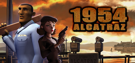 1954 Alcatraz (STEAM GIFT / RU/CIS)