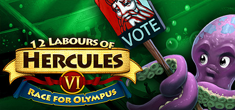 12 Labours of Hercules VI: Race for Olympus (STEAM)