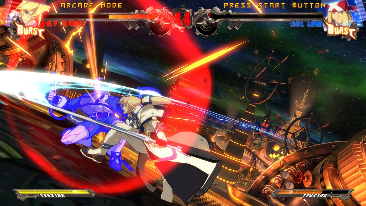 GUILTY GEAR Xrd -SIGN- (STEAM GIFT / RU/CIS)