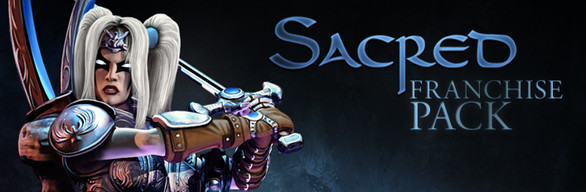 Sacred Franchise Pack (2 Gold + 3 Gold + Citadel) STEAM