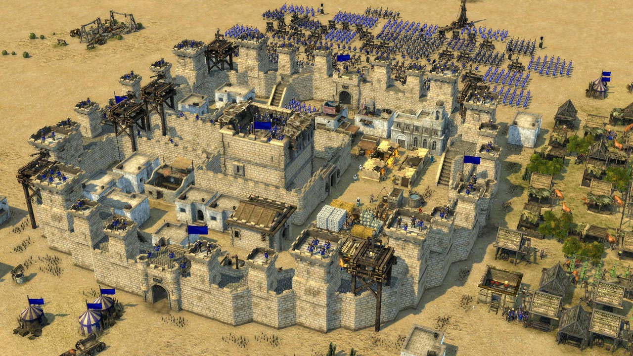 Stronghold Crusader 2: The Jackal and The Khan (DLC)
