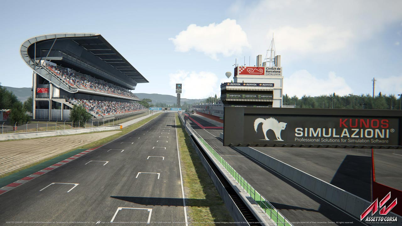 Assetto Corsa - Dream Pack 2 (DLC) STEAM GIFT / RU/CIS