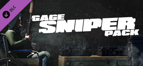 PAYDAY 2: Gage Sniper Pack (DLC) STEAM GIFT / ROW