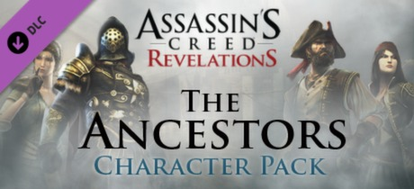 Assassin's Creed Revelations - The Ancestors Character
