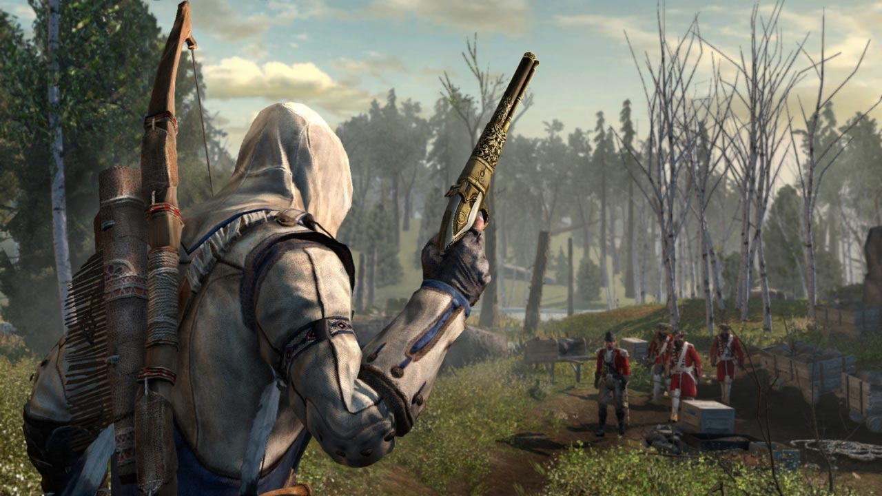 Assassin's Creed III - The Hidden Secrets Pack (Uplay)