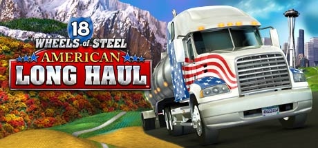 18 Wheels of Steel: American Long Haul (STEAM / RU/CIS)