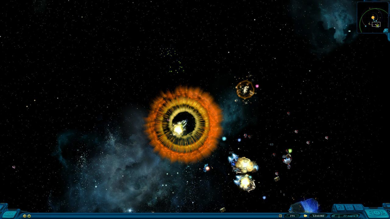 Space Rangers HD: A War Apart (STEAM Gift / RU/CIS)