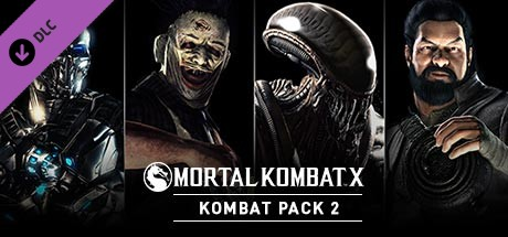Mortal Kombat X - Kombat Pack 2 (DLC) STEAM KEY /RU/CIS