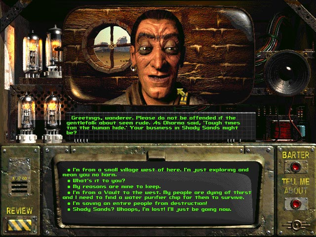 Fallout 1 (STEAM GIFT / RU/CIS)
