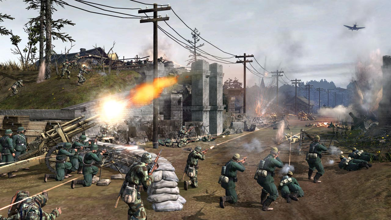 Company of Heroes 2 (STEAM GIFT / ROW / REGION FREE)