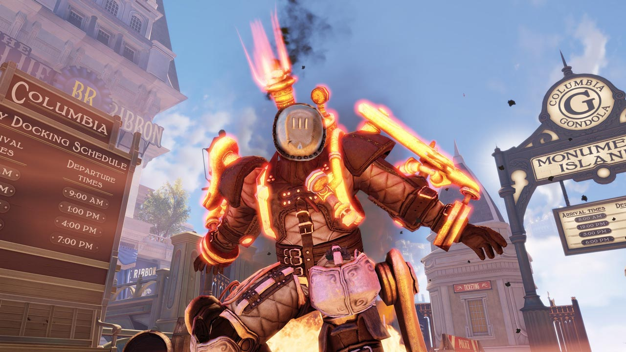 BioShock Infinite (STEAM KEY / RU/CIS)