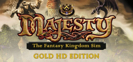Majesty Gold HD (4 in 1) STEAM GIFT / RU/CIS