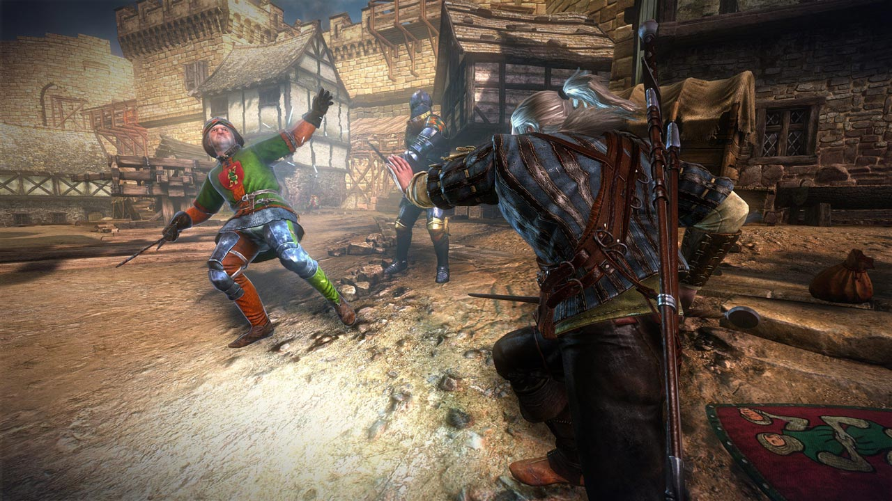 The Witcher 2: Assassins of Kings Enhanced (GOG / ROW)