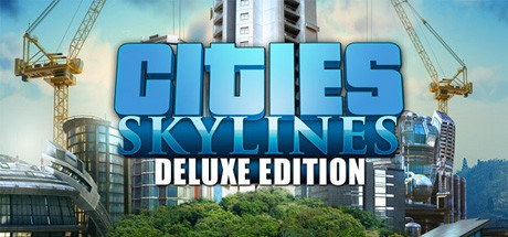 Cities: Skylines Deluxe Edition (STEAM KEY / RU/CIS)