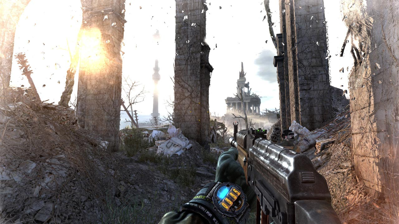 Metro Last Light (STEAM KEY / RU/CIS)