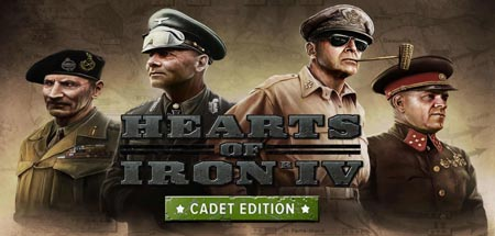 Hearts of Iron IV: Cadet Edition (STEAM KEY / RU/CIS)