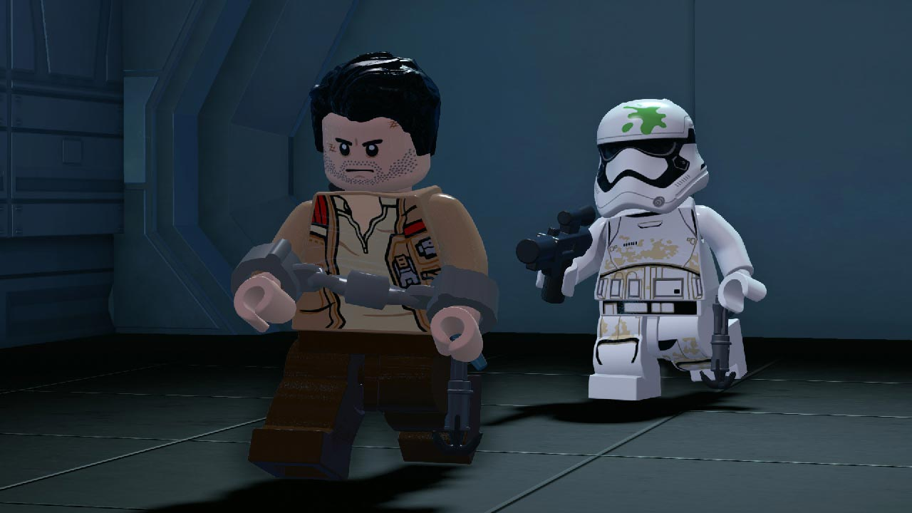 LEGO Star Wars: The Force Awakens (STEAM KEY / RU/CIS)