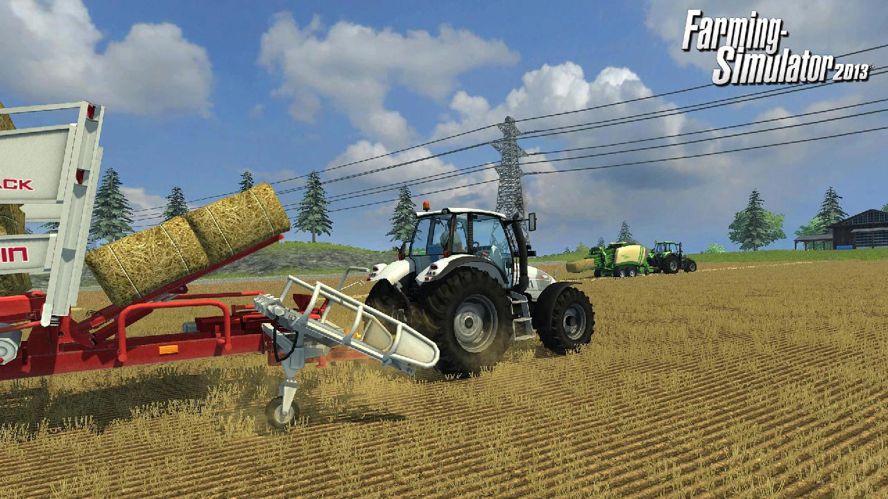 Farming Simulator 2013 (STEAM KEY / RU/CIS)