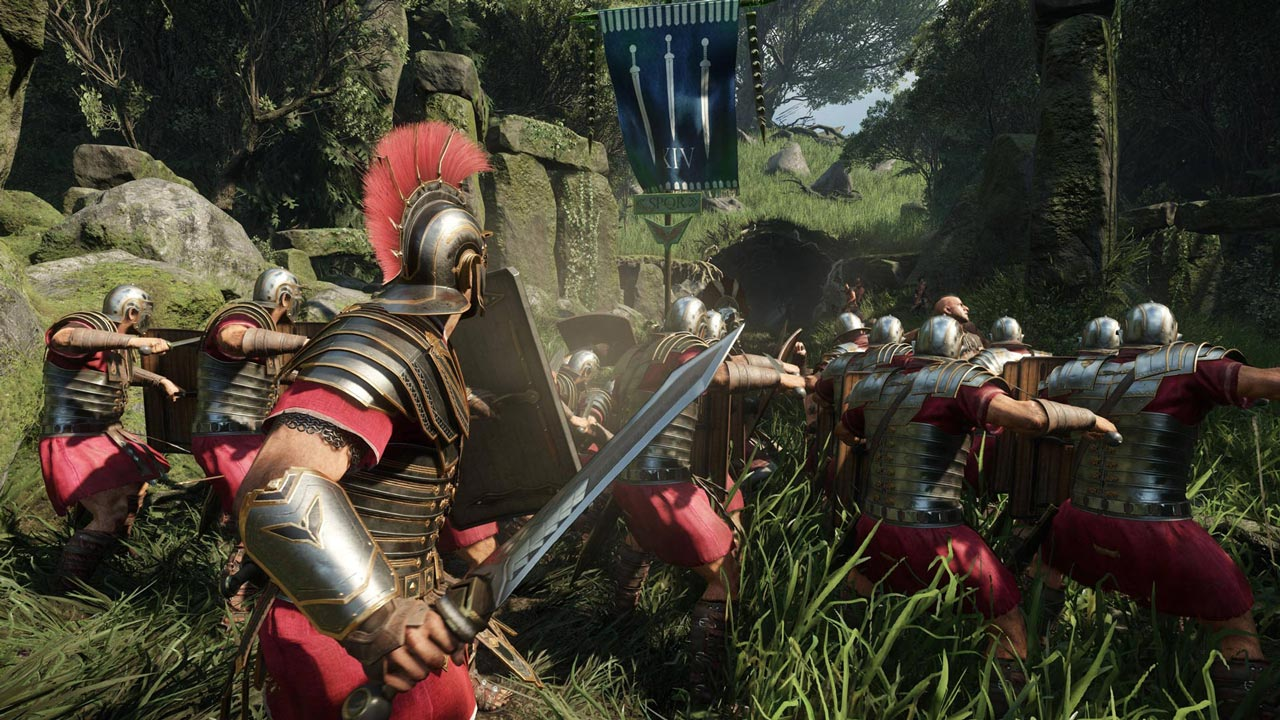 Ryse: Son of Rome (+ 4 DLC) STEAM KEY / RU/CIS