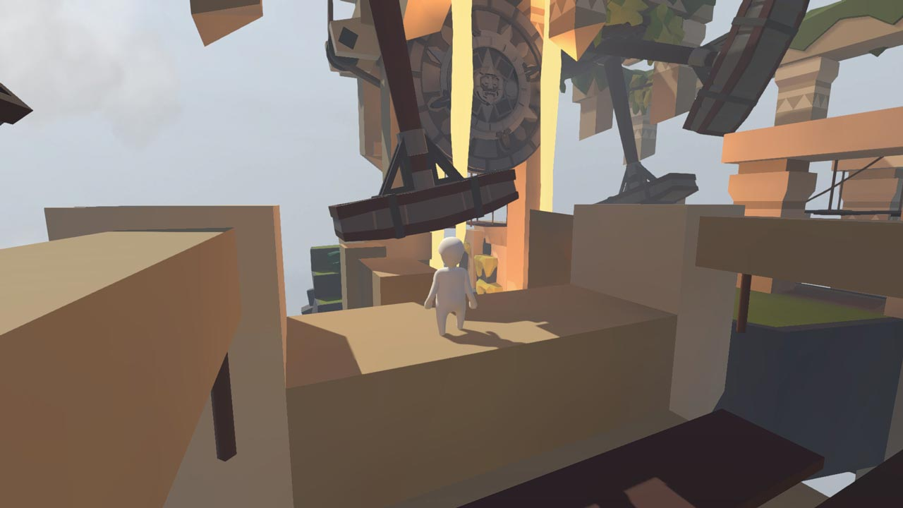 Human: Fall Flat (STEAM KEY / ROW / REGION FREE)