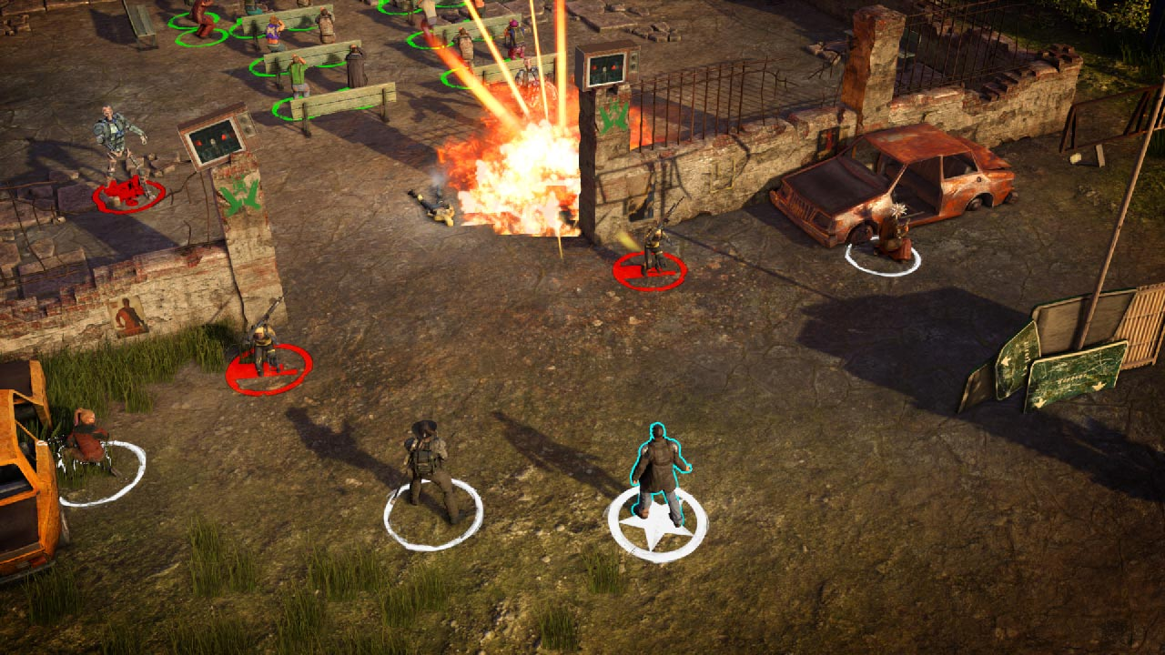 Wasteland 2: Director´s Cut + 1 Classic (STEAM KEY)