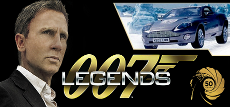 007 Legends / Джеймс Бонд (STEAM KEY / RU/CIS)
