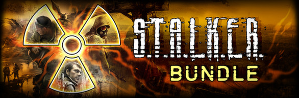 S.T.A.L.K.E.R Bundle: SoC + Clear Sky + Pripyat STEAM