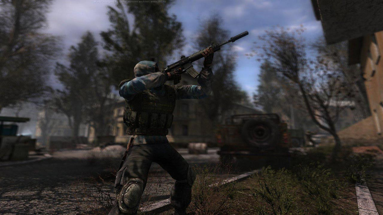 STALKER Bundle: SoC + Clear Sky + Call of Pripyat (GOG)