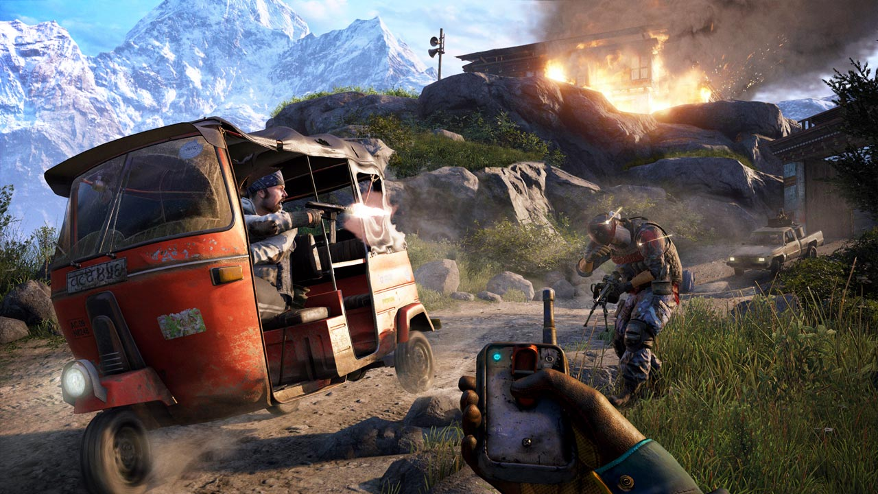 Far Cry 4 (UPLAY KEY / RU/CIS)