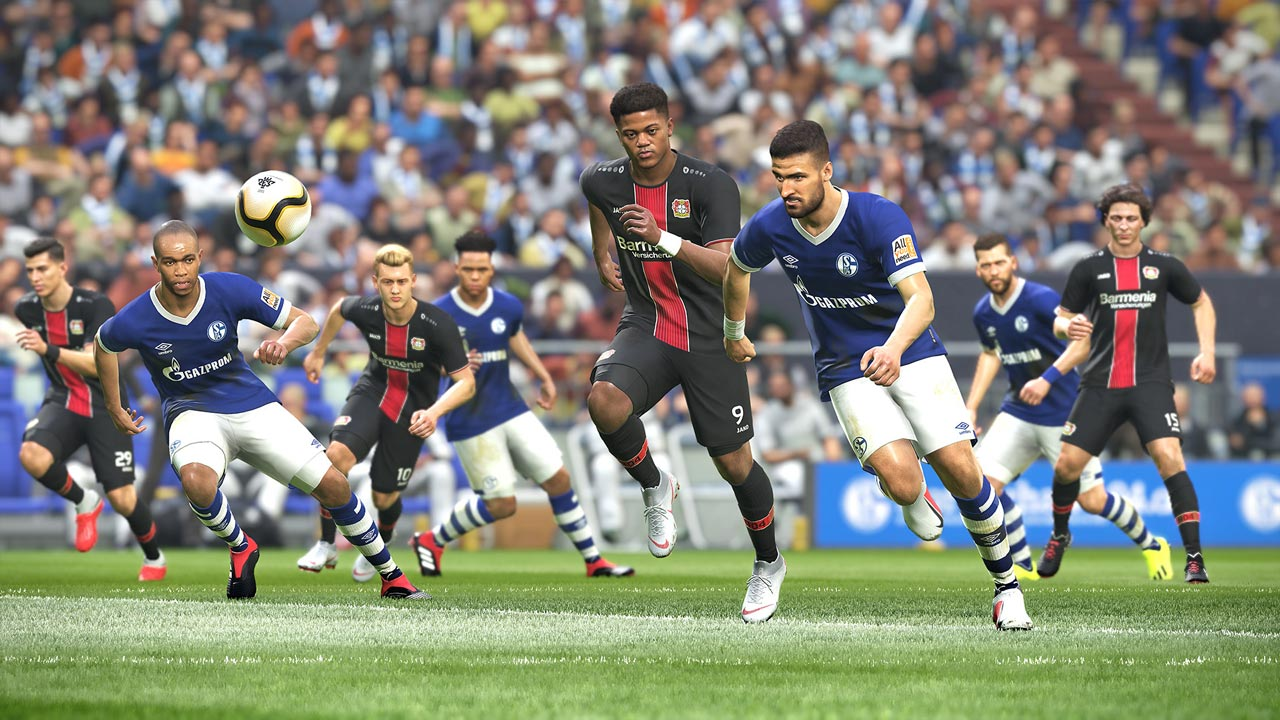 PRO EVOLUTION SOCCER 2019 (PES) STEAM KEY / RU/CIS