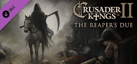 Crusader Kings II: The Reaper´s Due (DLC) STEAM KEY/RU