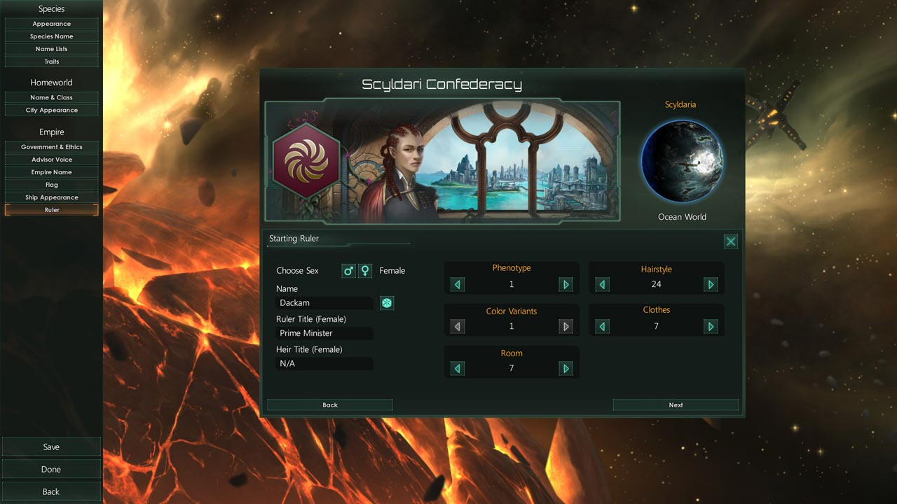 Stellaris: Humanoids Species Pack (DLC) STEAM / RU/CIS
