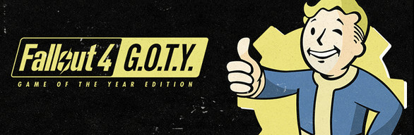 Fallout 4: Game of the Year Edition (GOTY) STEAM KEY