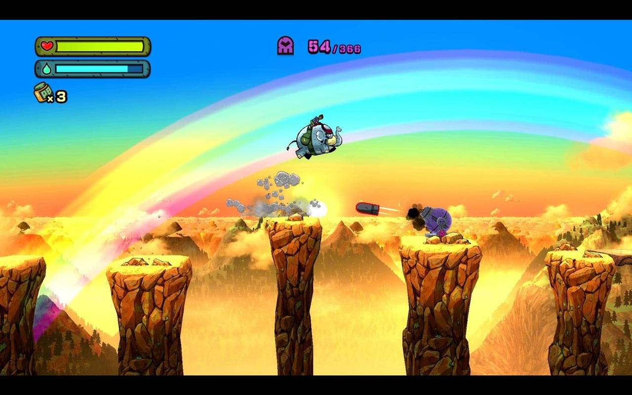 TEMBO THE BADASS ELEPHANT (STEAM KEY / RU/CIS)